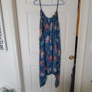 OLD NAVY swim cover up XL